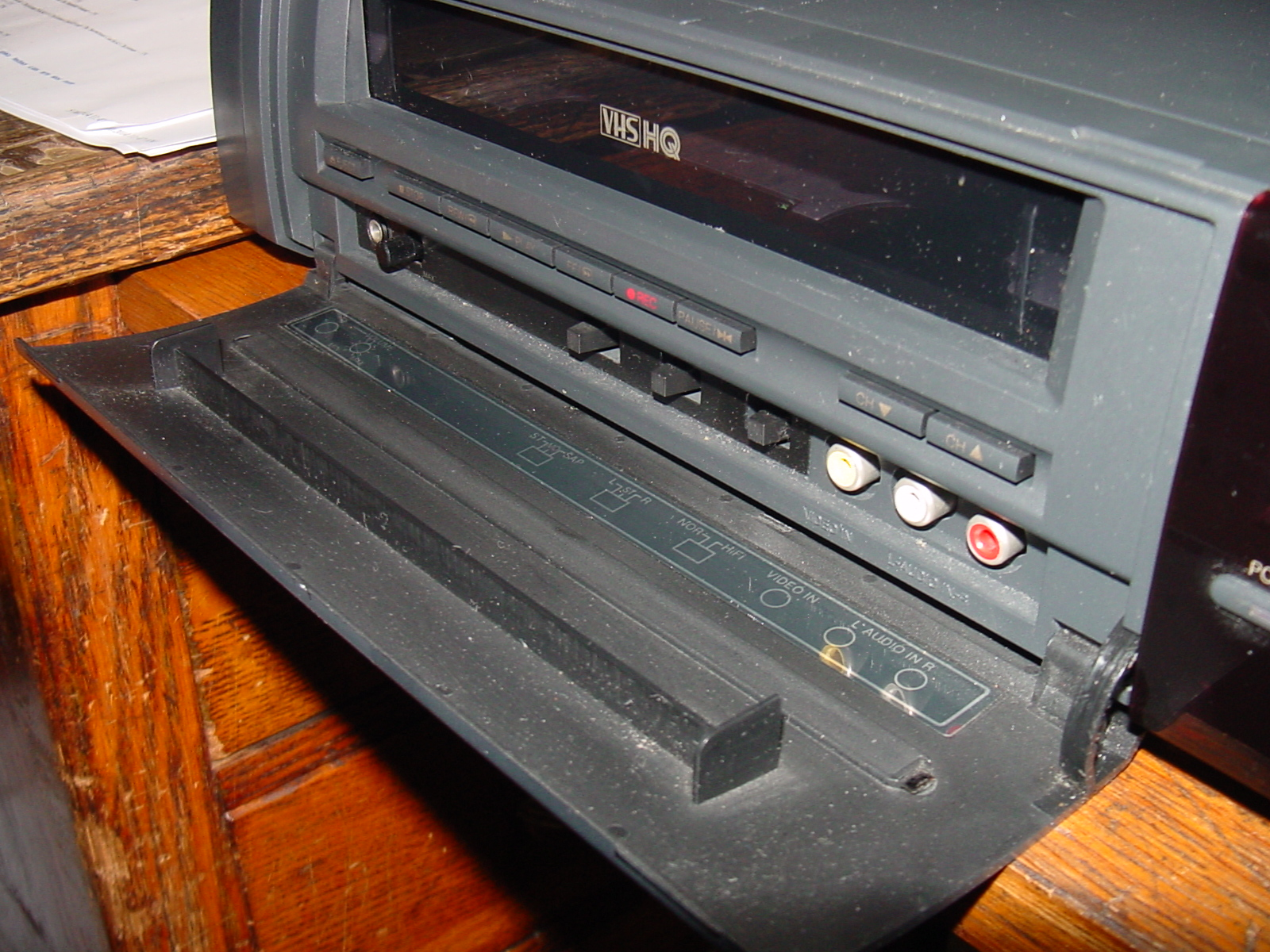 electronic  goldstar vcr | THE NORTHEAST OHIO VIDEO HUNTER